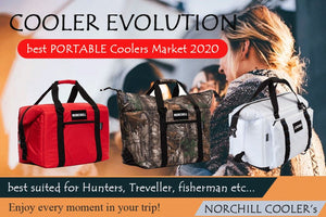 Norchil Soft Coolers and the evolution of coolers