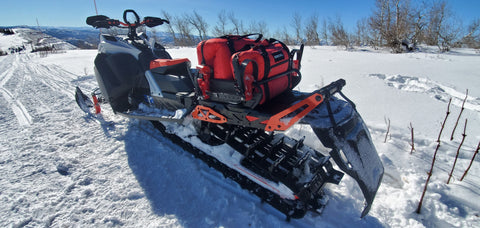 cooler for snowmobile
