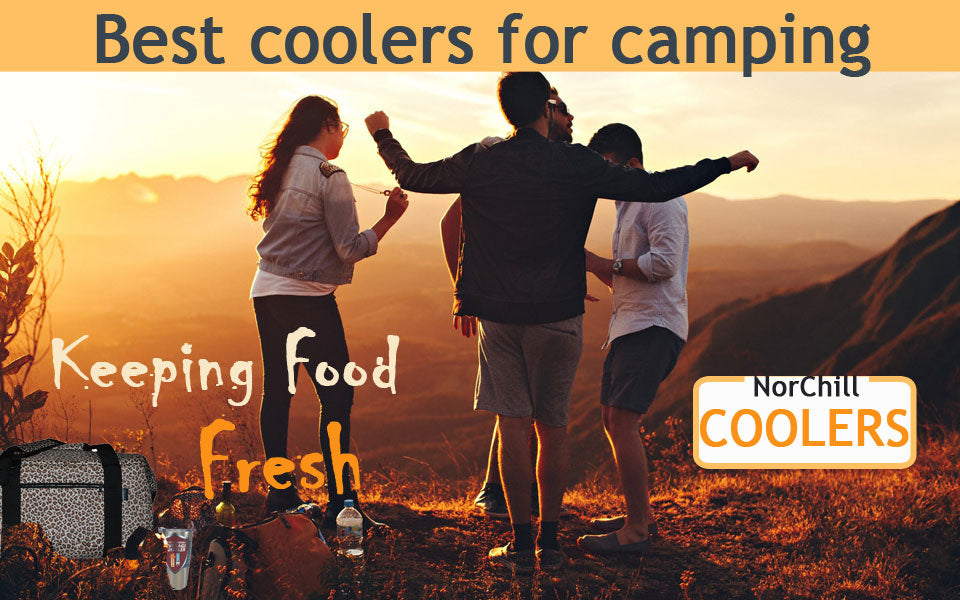 banner for coolers