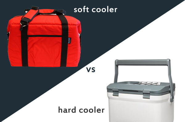 hard vs soft coolers
