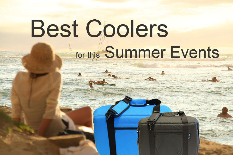 Coolers for Summer Trip