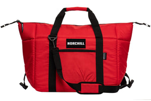 Voyager - Red Cooler Bag - NorChill® Coolers & Drinkware