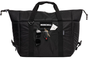 Voyager - Black Cooler Bag - NorChill® Coolers & Drinkware