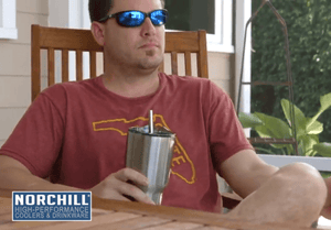 Heavy Duty Stainless Steel Straws - NorChill® Coolers & Drinkware