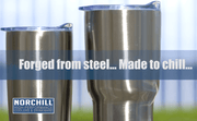 Double Wall Stainless Steel Tumbler