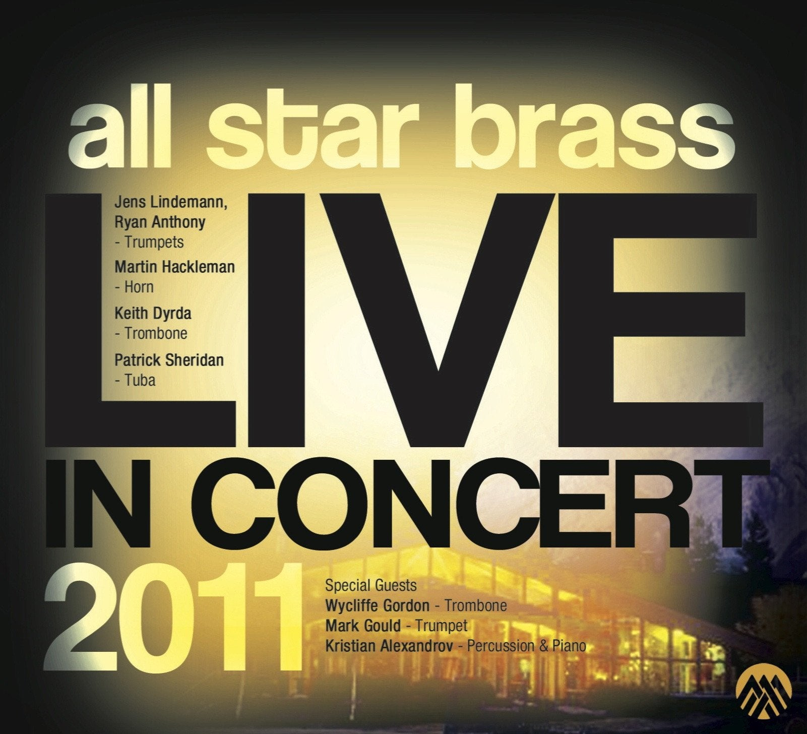 "All Star Brass - ""Live in Concert 2011"""