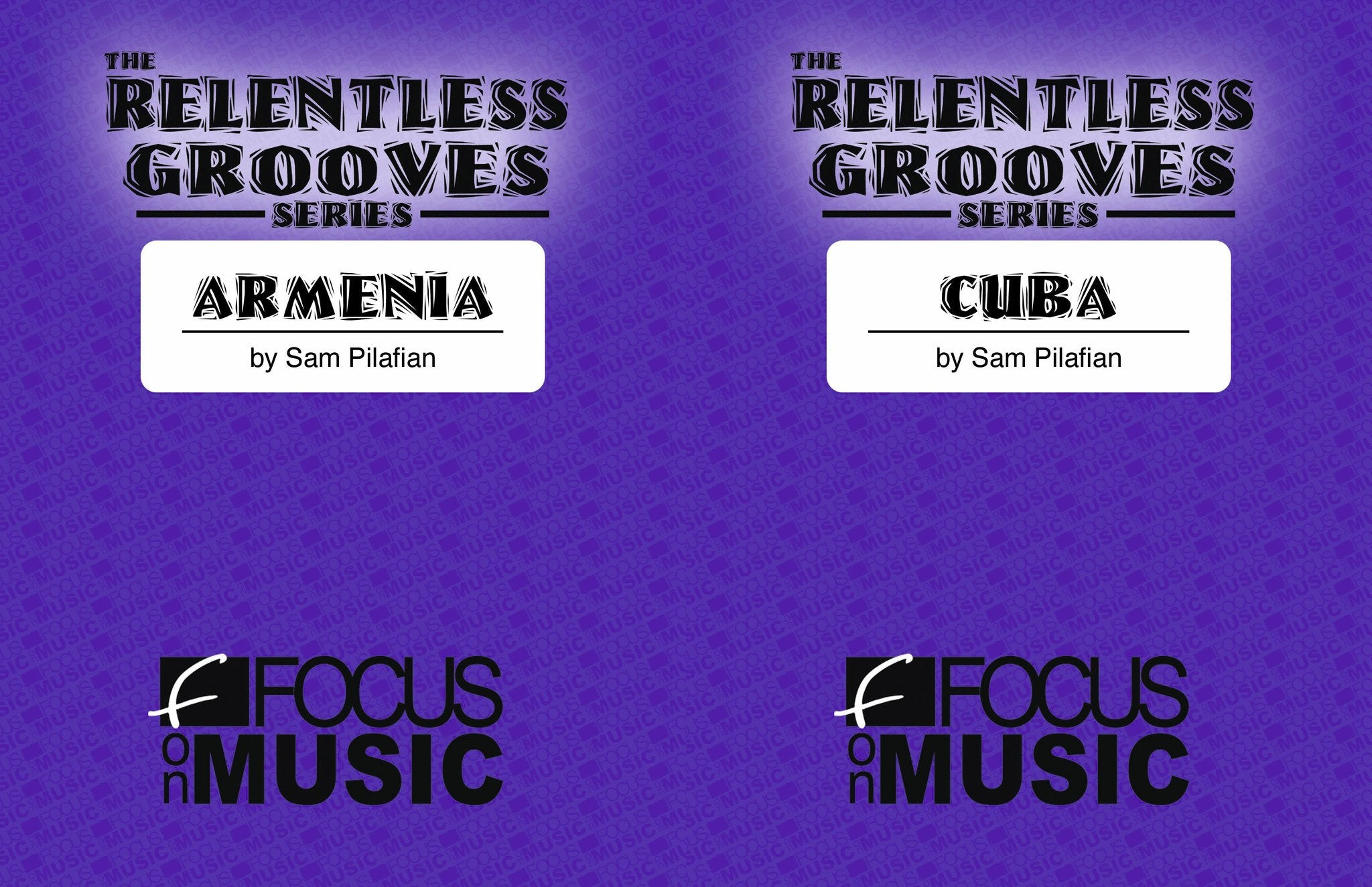 The Relentless Grooves Series