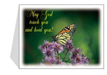"Load image into Gallery viewer, Joycards ""May God Touch and Heal You!"""