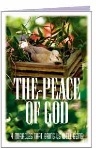 The Peace of God gospel tracts in Hindi
