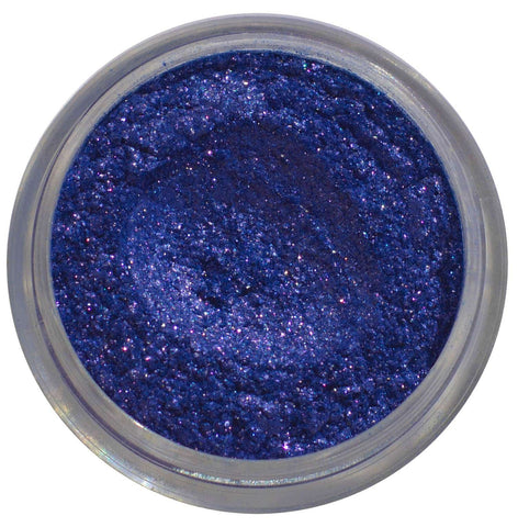 blue purple burple loose eyeshadow pigment loose pigment glitter eyeshadow toffee cosmetics foiled pigments loose glitter