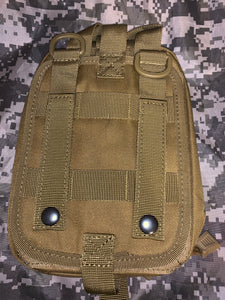Molle Medical Utility Pouch  Coyote Tan