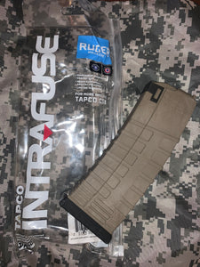 10/30 Tapco Mini 14 223/556 Magazine FDE