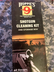 Hoppe's Shotgun Cleaning Kit All Gauges
