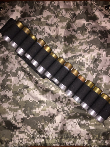 Shotgun Belt 25 Round holder