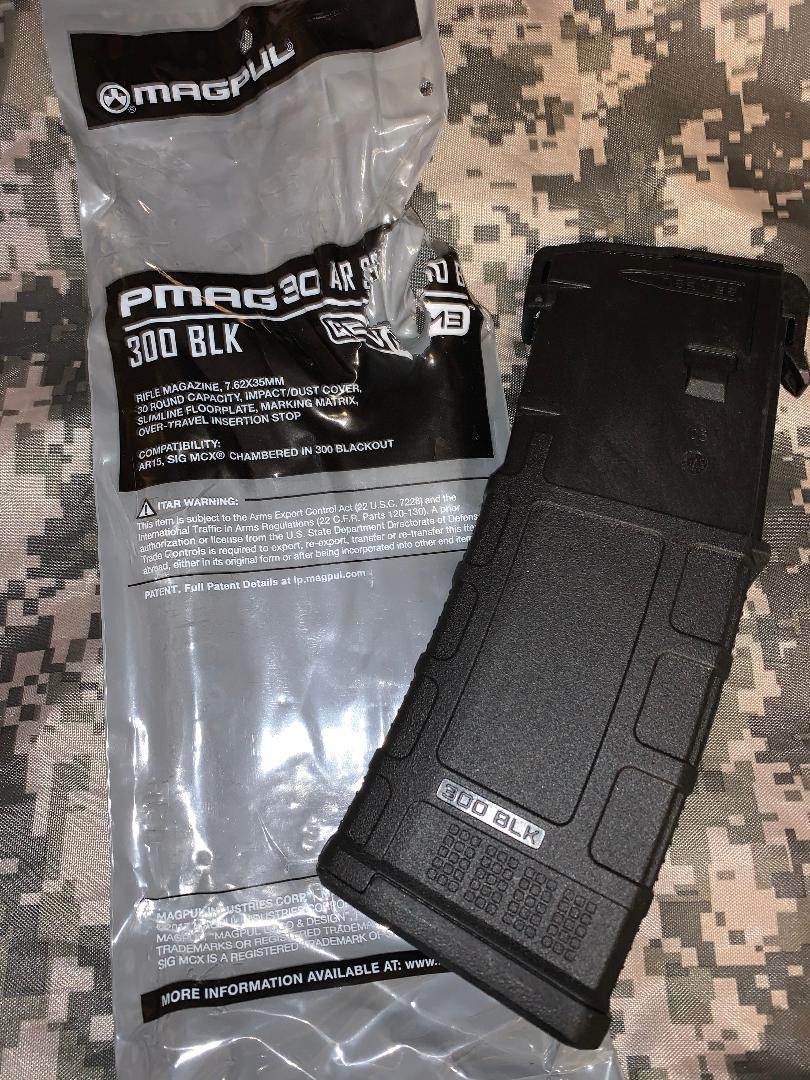 10/30 300 Blackout Magpul M3 Magazine