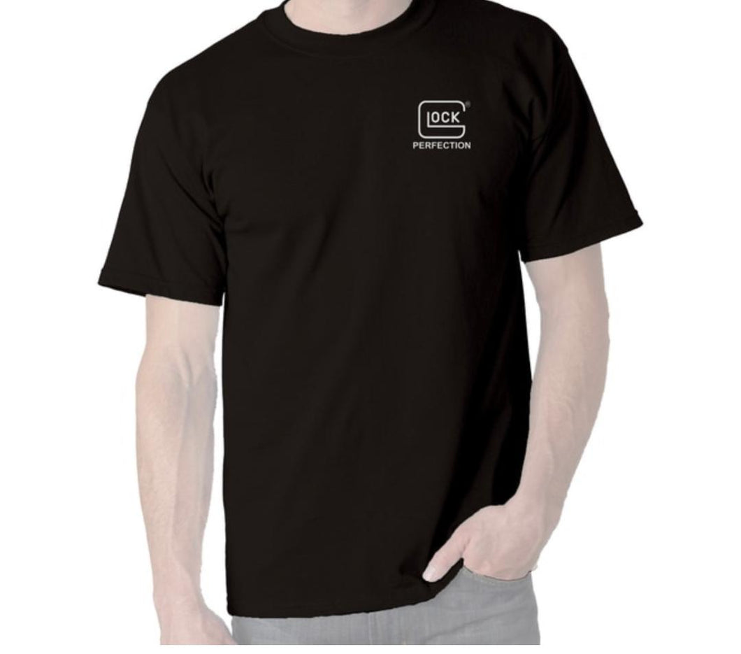 Glock Perfection T-Shirt Black Large