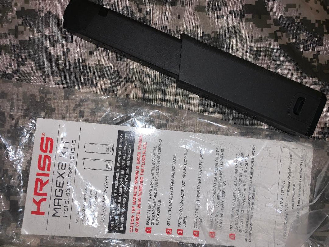 10/40 Kriss Vector G17 Magazine