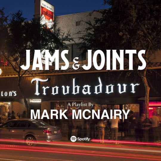 Jams & Joints #4: Troubadour By Mark McNairy