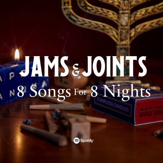 Jams & Joints #5: Eight Songs to Light Up Your Chanukah