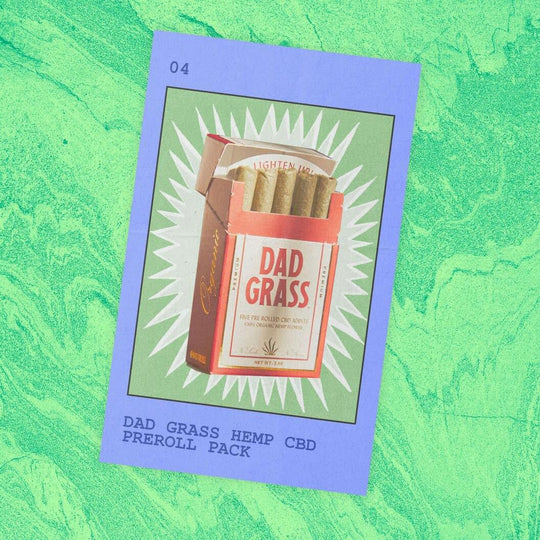 Thrillist Says Dad Grass is the Ultimate CBD Gift