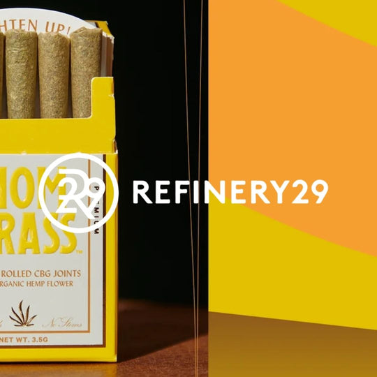 Refinery29 Says Mom Grass is the Grooviest Mother's Day Gift