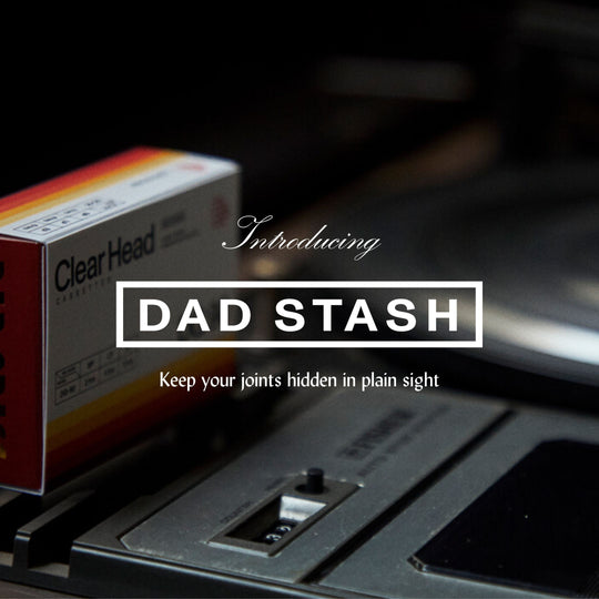Introducing The Dad Stash