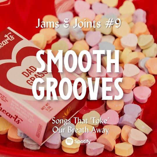 Jams & Joints #9: Smooth Grooves