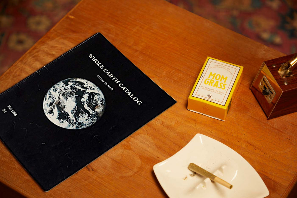 Whole Earth Catalog Dad Grass Mom Grass 5 Pack