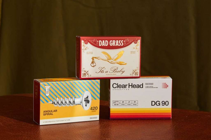 Dad Grass 5 Pack Special Editions Bundle