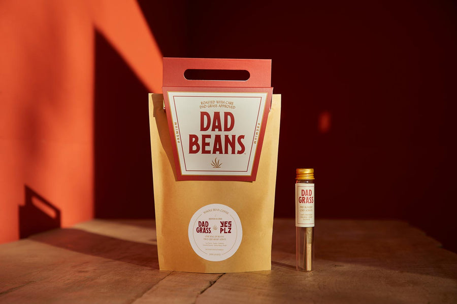 Dad Grass x Yes Plz Dad Beans - Batch #003