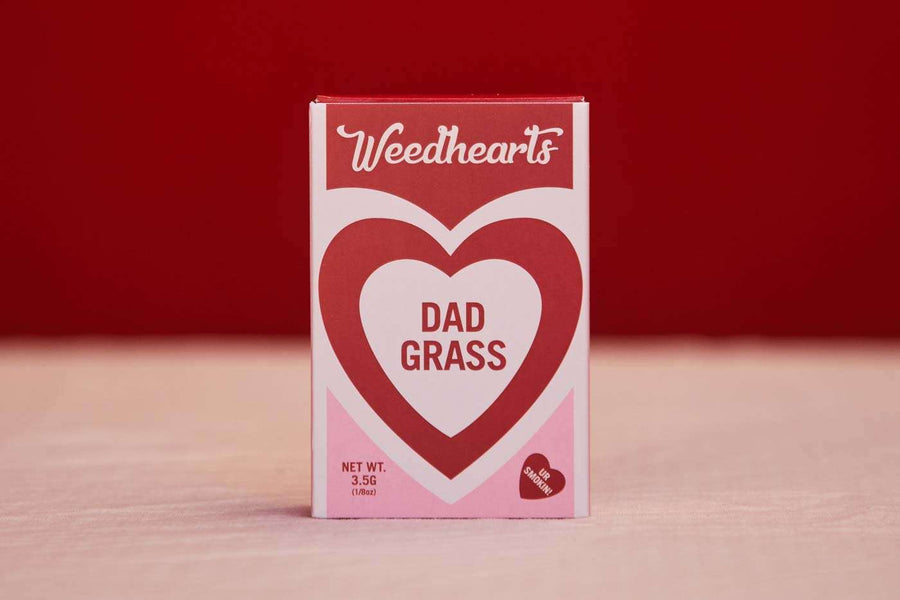 Pack of weedhearts
