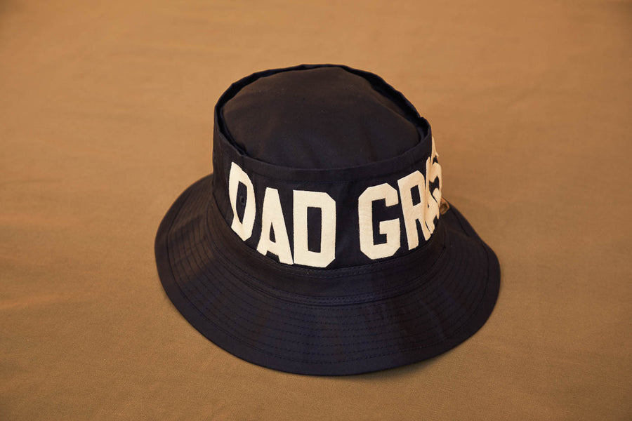 Dad Grass x Mark McNairy Bucket Hat