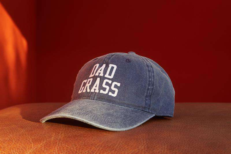 Dad grass washout cap
