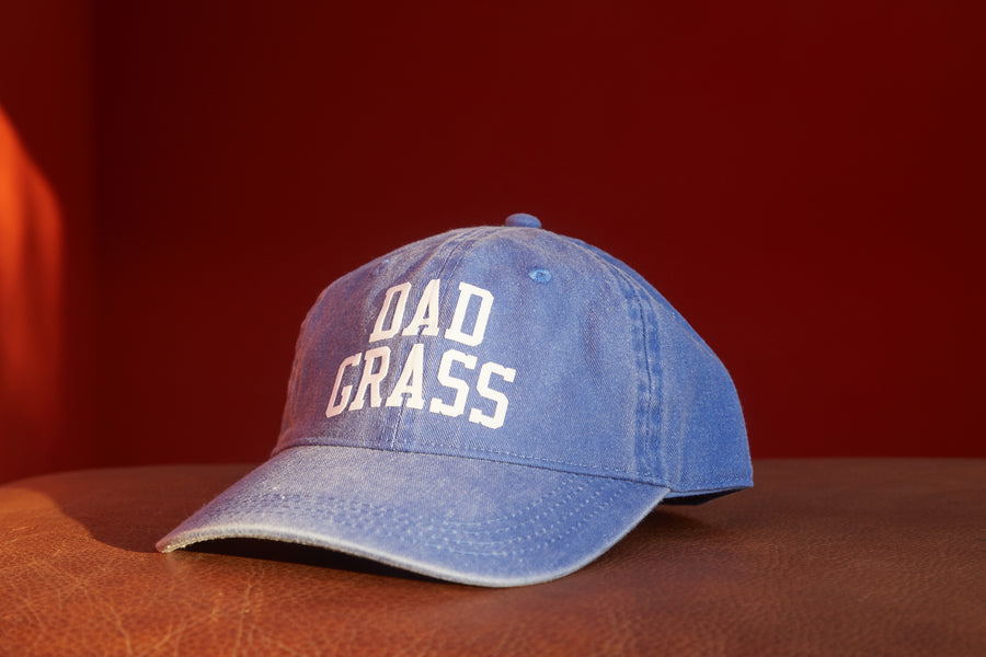Dad Grass x Mark McNairy Essential Dad Hat