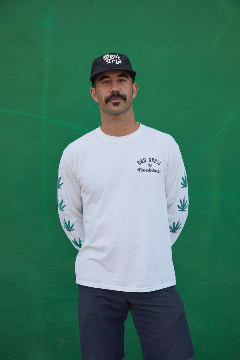 Dad Grass x Free & Easy 'Don't Trip' Hat