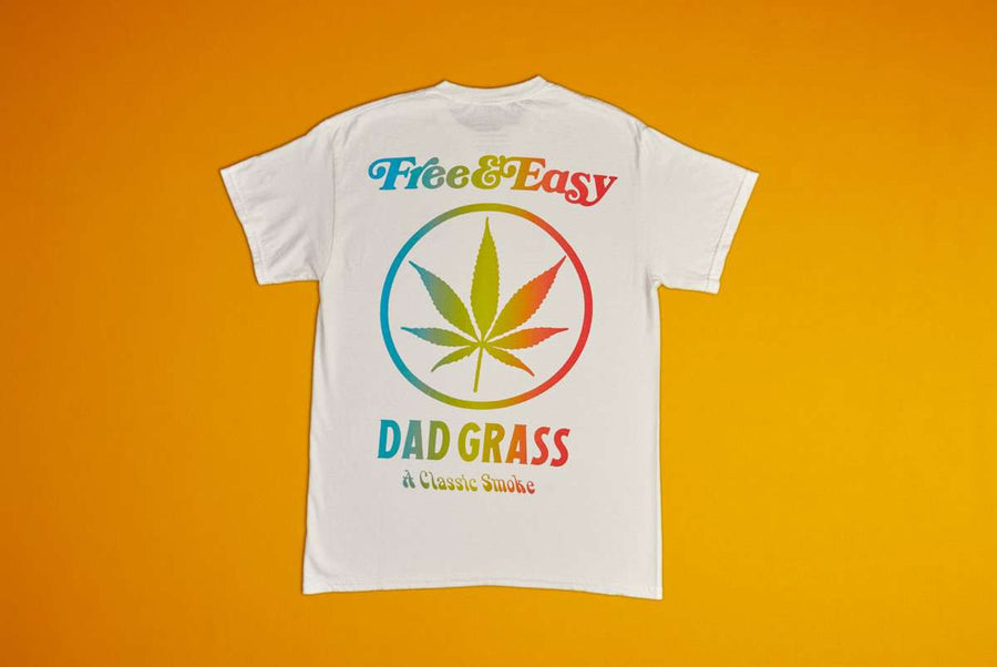 Dad Grass x Free & Easy Unisex SS Tee