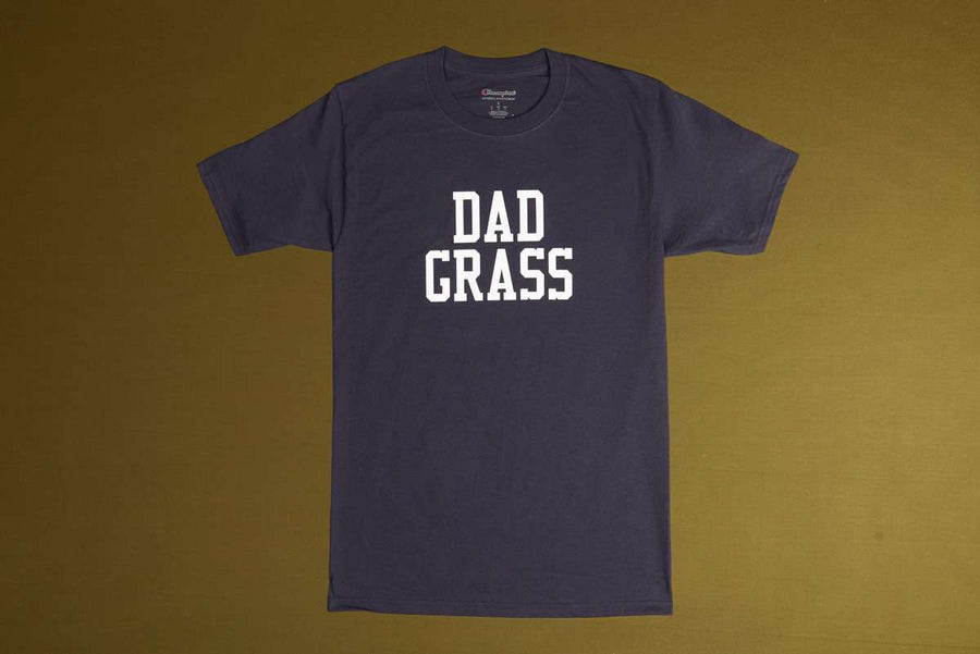 Dad Grass Blue T-shirt