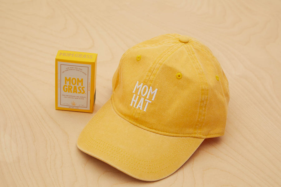 Mom Hat + Mom Grass 5 Pack Bundle