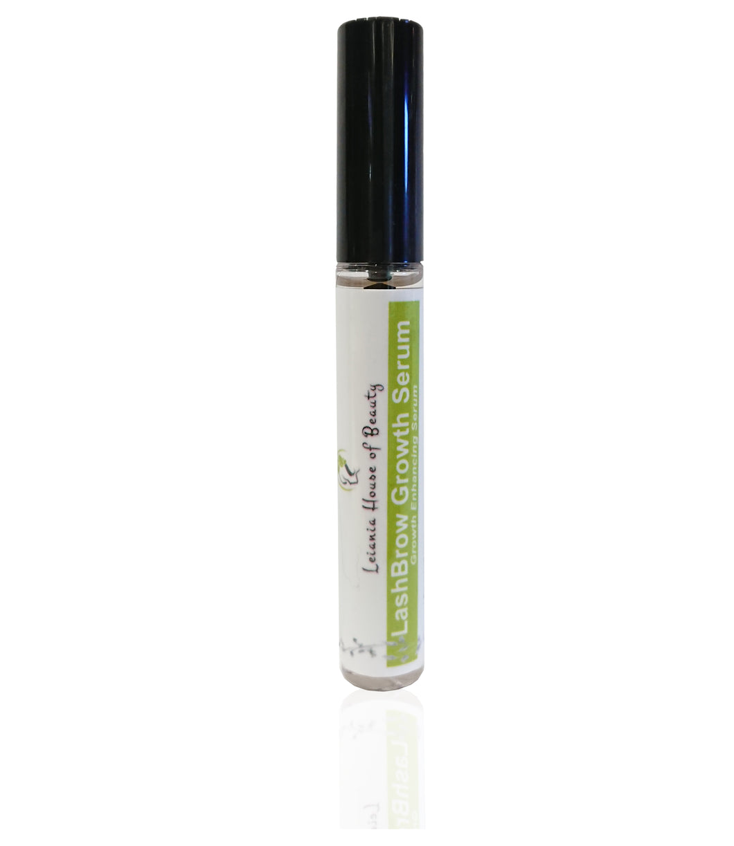 Organic Eyelash/Eyebrow Growth Enhancing Serum