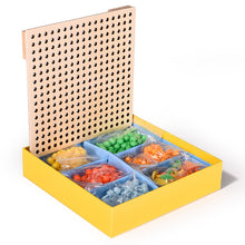 MiDeer Mosaic Sketchpad - wooden peg board - shape recognition