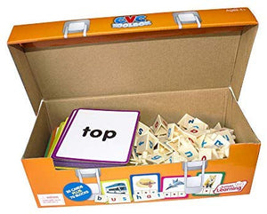 CVC Tool box word building educational resource