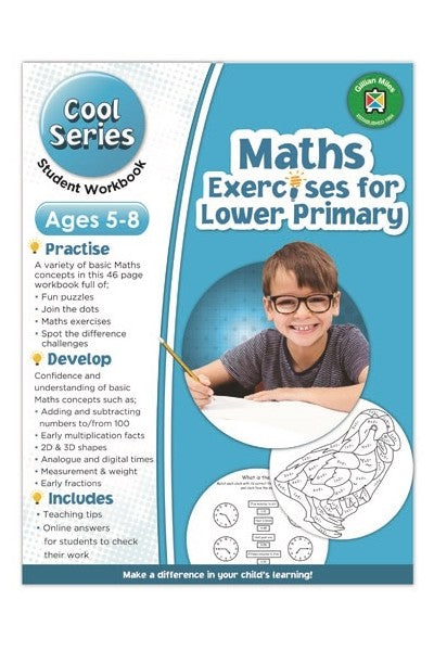 Cool Maths exercises for Lower Primary