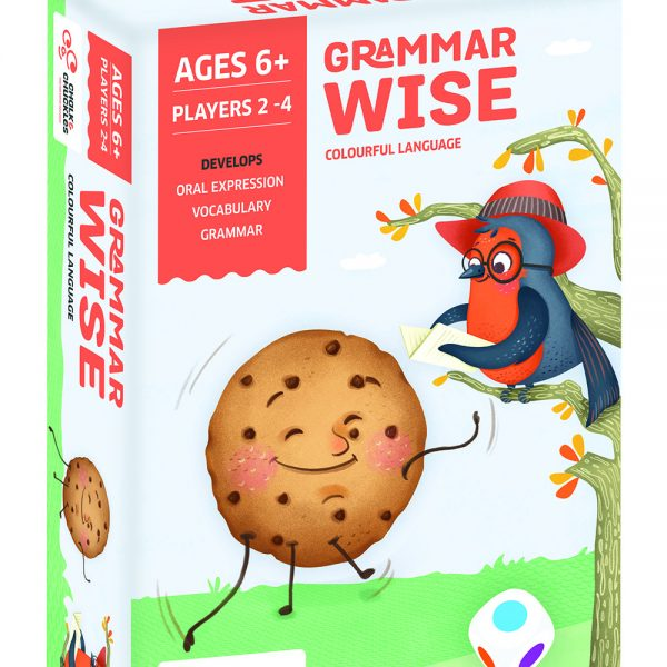 Grammar wise game primary school stage 1 stage 2