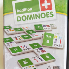 Addition Domino's