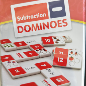 Subtraction Dominoes