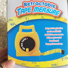 Large Retractable Tape Measure
