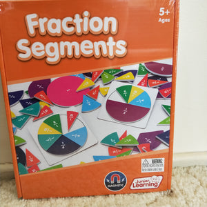 Fraction Segments