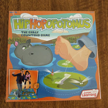 Hiphopopotamus - floor counting game