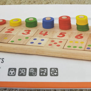 Count and maths learning set