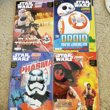 Jumbo Colouring / Activity book - Superman, Paw patrol, Ninja turtle, Star Wars